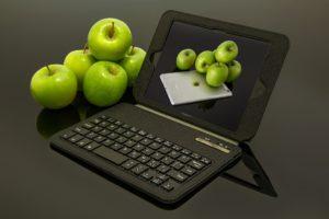 Afbeelding van laptop boekhouder Gorinchem